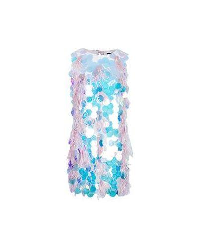 Вечернее платье розовое Marco Bologna