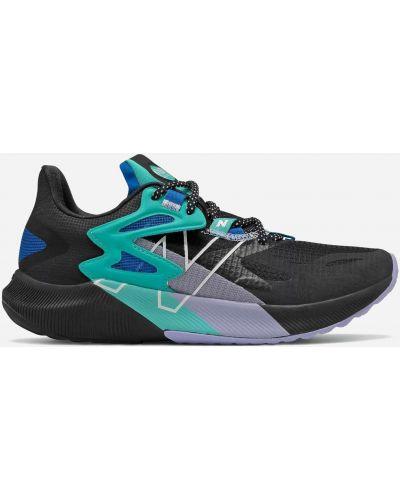 Повседневные черные кроссовки беговые для бега New Balance