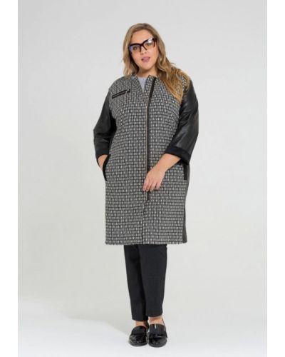 Пальто с капюшоном Intikoma