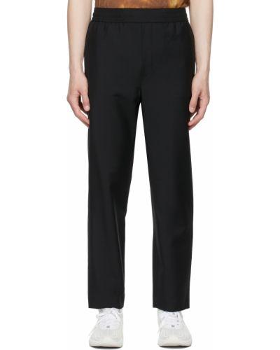 Spodnie casual - czarne Acne Studios