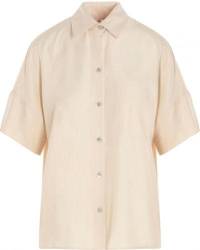 Beżowa koszula Vince