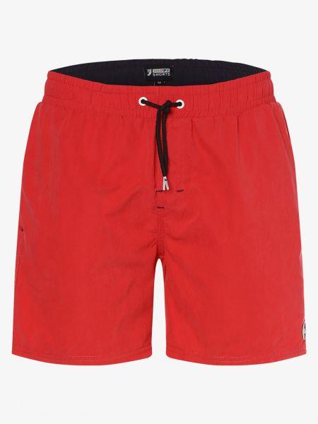 Czerwone krótkie szorty Happy Shorts