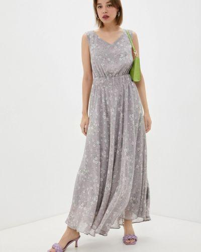 Серое платье Trendyangel
