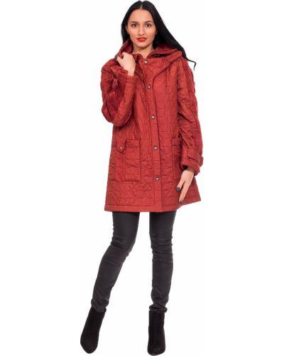 Пальто с капюшоном на синтепоне демисезонное Lacywear