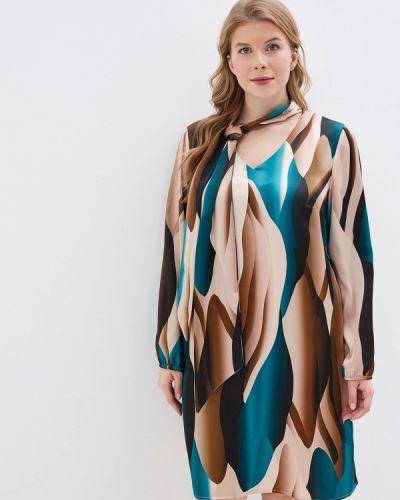 Разноцветное платье Kitana By Rinascimento