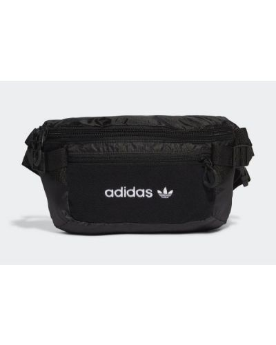 Czarna torebka oversize Adidas