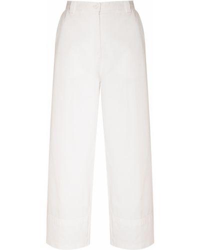 Укороченные брюки свободные с карманами Dries Van Noten