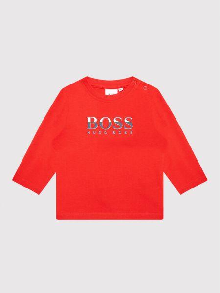 Koszula - czerwona Boss