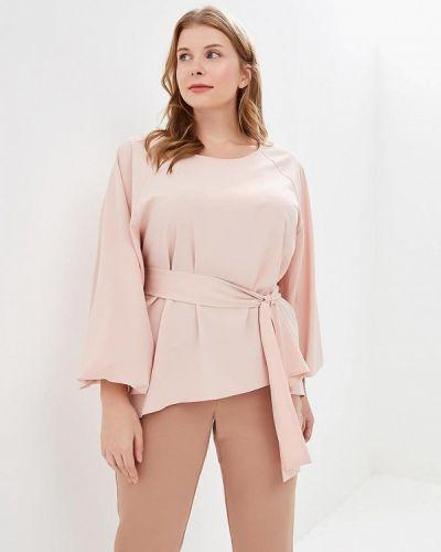 Розовая блузка Sparada
