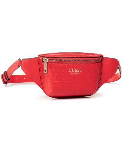 Mało czerwony torba Guess
