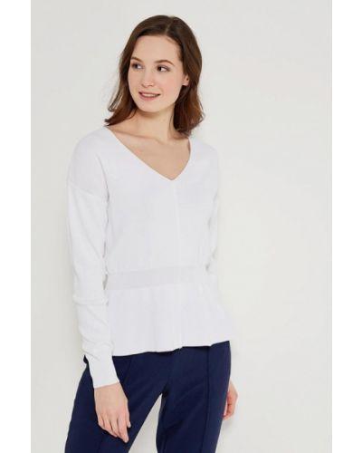 Белый пуловер Zarina