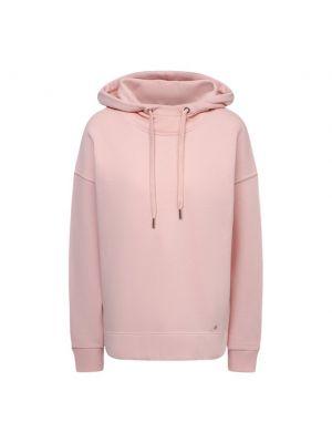 Хлопковое худи - розовое Windsor