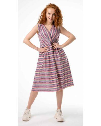 Платье с запахом Innoe