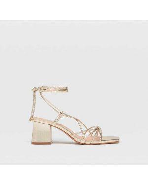 Туфли на каблуке Stradivarius