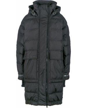 Куртка с капюшоном черная на молнии Adidas By Stella Mccartney
