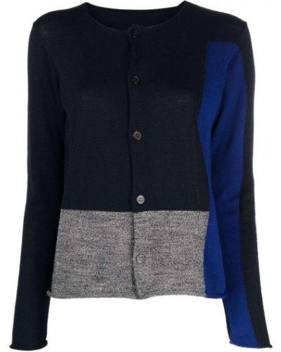 Niebieski sweter bawełniany Ys