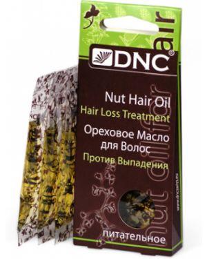 Масло для волос питательный Dnc