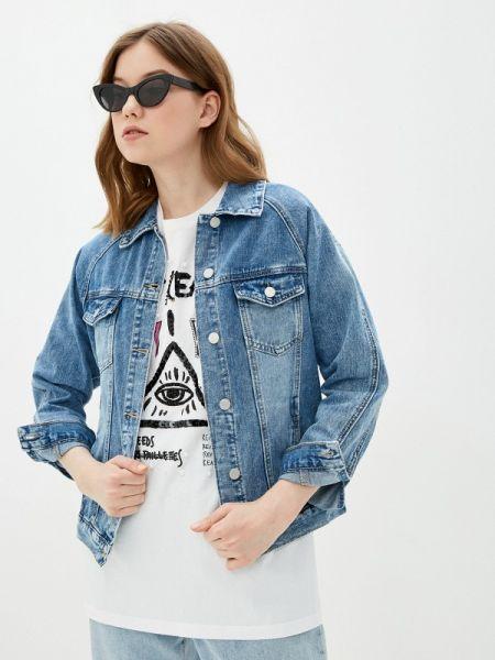 Джинсовая куртка Miss Bon Bon
