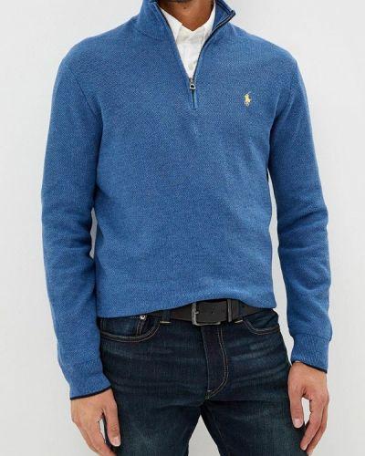 Голубая водолазка Polo Ralph Lauren