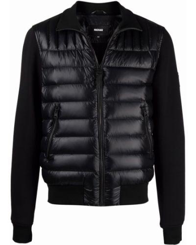 Черная хлопковая куртка Mackage