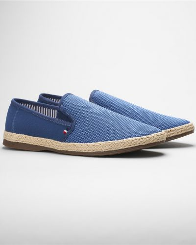 Слипоны джинсовые текстильные Henderson