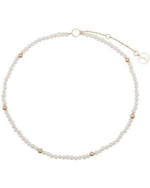 Белый золотой браслет Anissa Kermiche