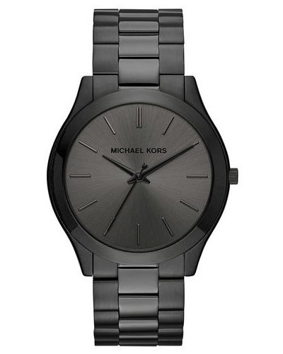 Czarny zegarek Michael Kors