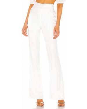 Białe spodnie perły Camila Coelho