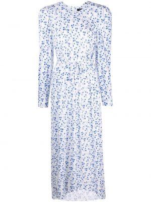 Платье макси длинное - белое Isabel Marant