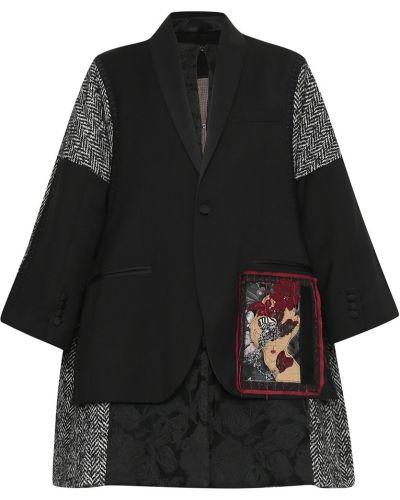 Пальто пиджак пальто Antonio Marras