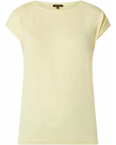 Bluzka z wiskozy - żółta More & More