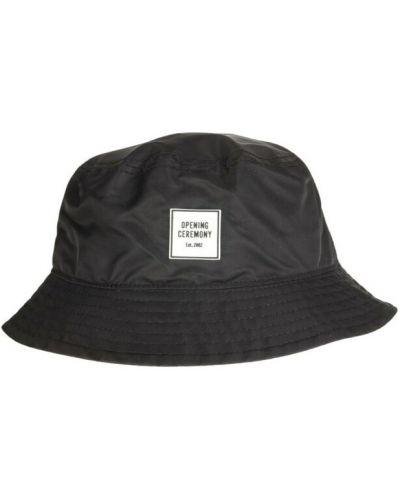 Czarny kapelusz Opening Ceremony