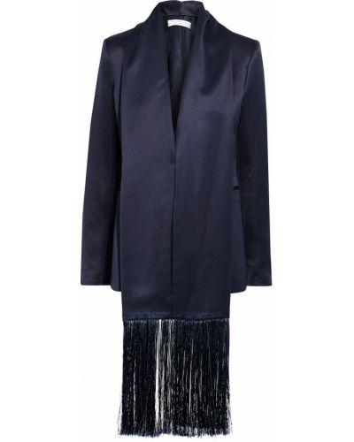 Шелковый пиджак с карманами на пуговицах Gabriela Hearst