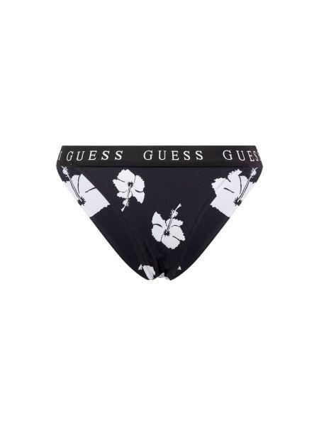 Czarny bikini Guess