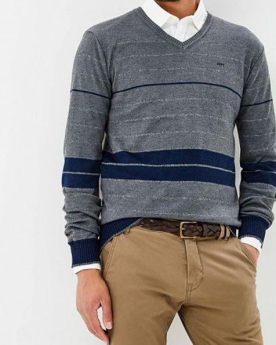 Серый пуловер Mezaguz