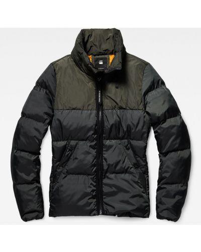Стеганая куртка с карманами утепленная G-star Raw