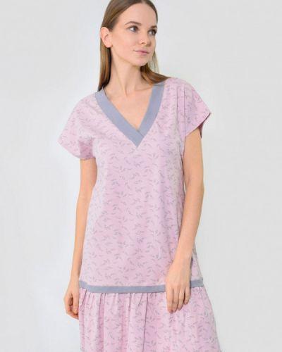 Розовое платье N.el.