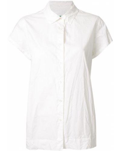 Рубашка с коротким рукавом на пуговицах с лебяжьим пухом Casey Casey