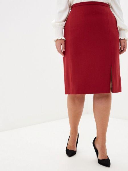 Платье бордовый красный Raimaxx