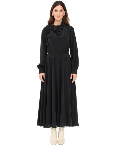 Czarna sukienka Max Mara