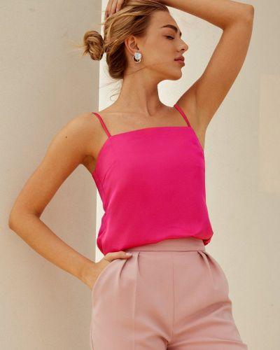 Прямой топ - розовый Gepur