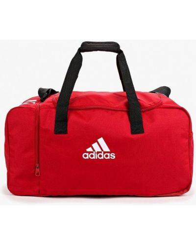 Спортивная сумка красная Adidas