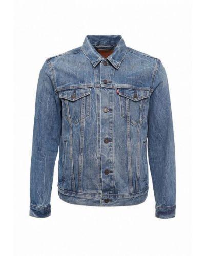 Голубая джинсовая куртка Levi's®