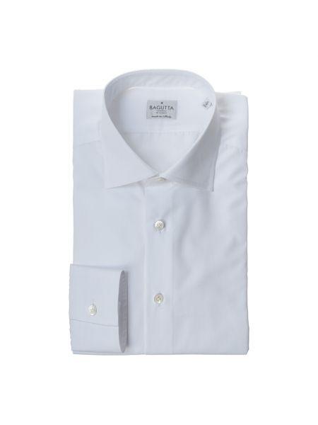 Biała koszula Bagutta
