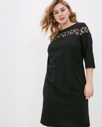 Повседневное черное платье Svesta