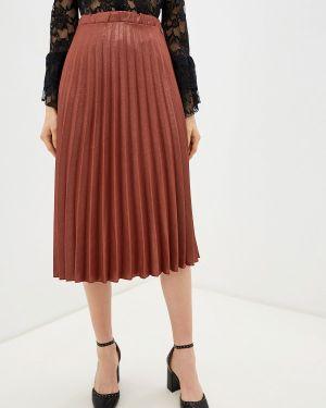 Платье осеннее плиссированное Rinascimento