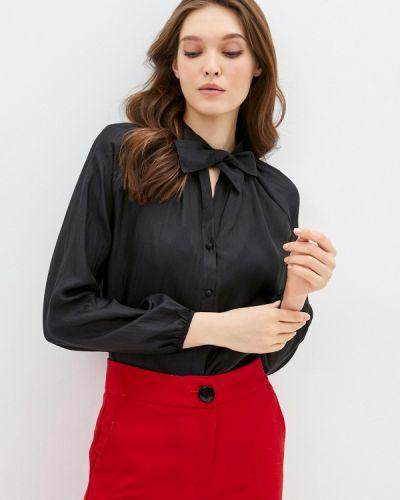 Черная блузка с бантом Intimissimi