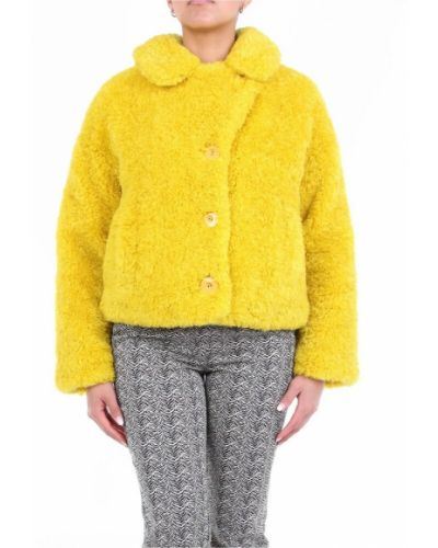 Żółta kurtka Oof Wear