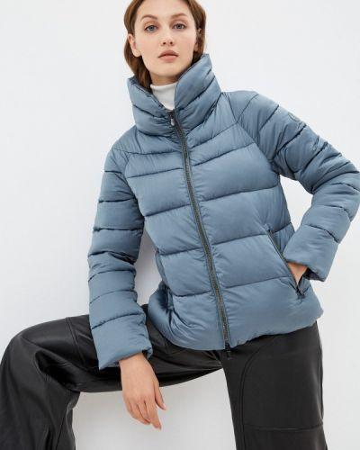 Утепленная куртка - голубая Save The Duck