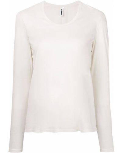Белая футболка Jil Sander